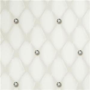 Walls Republic Off-White Beauty Tufted Paste The Wall  Wallpaper