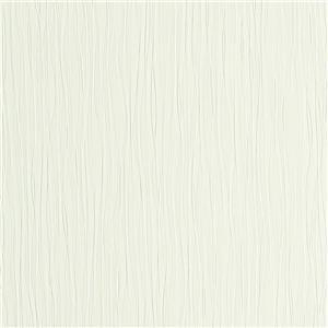Walls Republic Cream Plaid Non-Woven Paste The Wall Streak Pattern Wallpaper