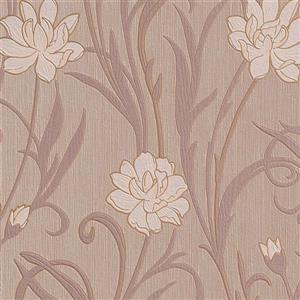 Walls Republic Tan Meadow Non-Woven Unpasted Wallpaper