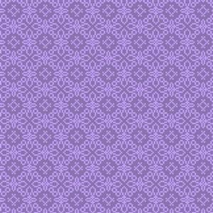 Walls Republic Sparkling Pattern Purple 57sq-ft Unpasted Wallpaper