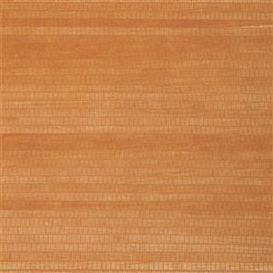 Walls Republic Wood Skin Grasscloth 57 sq ft Light Brown/Green Unpasted Wallpaper