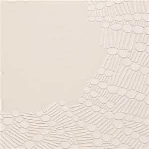 Walls Republic Web Pattern Patch 57 sq ft Light Vanilla/Off-White Unpasted Wallpaper