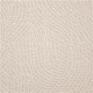 Walls Republic Swirls Pattern 57 sq ft Tan Brown Unpasted Wallpaper
