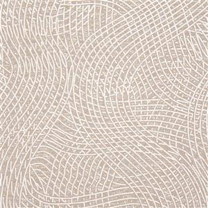 Walls Republic Swirls Pattern 57 sq ft Ecru Gray Unpasted Wallpaper