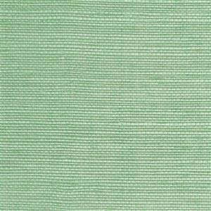Walls Republic Sisal Grasscloth Green/Blue 56sq-ft Unpasted Wallpaper
