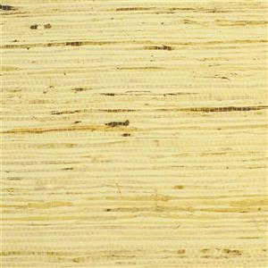Walls Republic Multi-Color Arrowroot Grasscloth Non-Woven Wallpaper