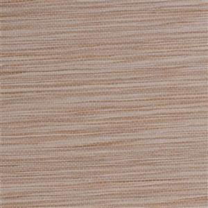 Walls Republic Grasscloth 54 sq ft Brown and Gray Unpasted Wallpaper