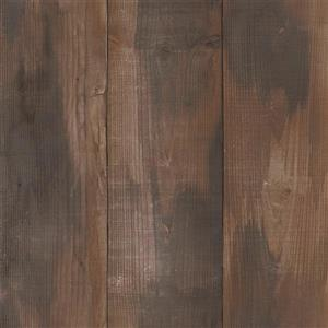 Walls Republic Wood Stained Panels 57 sq ft Brown/Taupe Unpasted Wallpaper