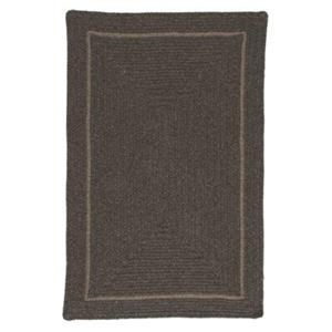 Colonial Mills Shear Natral 4-ft Square Natural Rural Earth Area Rug