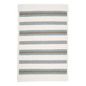 Colonial Mills Allure 7-ft x 9-ft Sparrow Green Area Rug