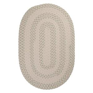 Colonial Mills Elmwood 7-ft x 9-ft Oval Tarragon Area Rug