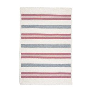 Colonial Mills Allure 4-ft Square Mauveberry Area Rug
