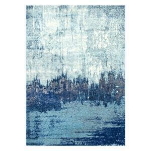 Alayna Abstract Blue Area Rug