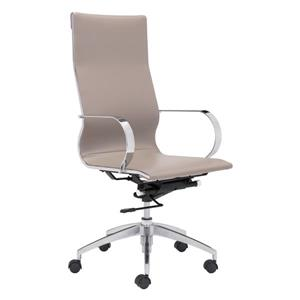 Glider Hi-Back Office Chair