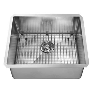 Kindred 21-in Stainless Steel Single Sink
