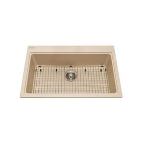 Kindred Collection Top Mount Single Kitchen Sink