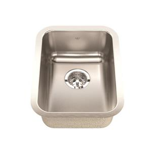 Kindred 18.75-in Stainless Steel Single Sink