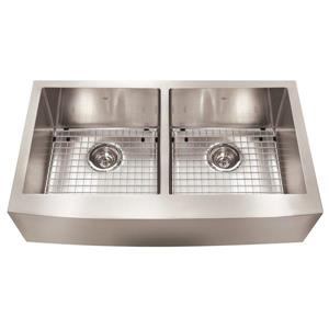 Kindred Designer Series 35 88 In X 20 In Stainless Steel