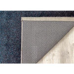 Kalora Sable Transition Edge Rug - 8' x 11' - Black