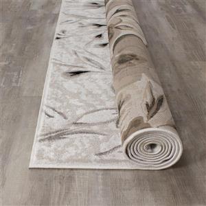 Kalora Platinum Thicket Rug - 8' x 11' - White