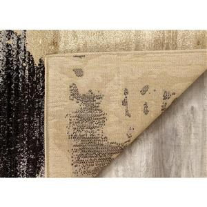 Kalora Platinum Organic Haze - 3' x 5' - Beige