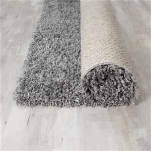Kalora Plateau Soft Shag Rug - 2' x 4' - Dark Grey