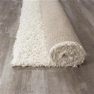 Kalora Plateau Soft Shag Rug - 5' x 8' - Cream