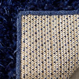 Kalora Plateau Soft Shag Rug - 5' x 8' - Blue