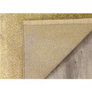 Kalora Parlour Subtle Tones Rug - 5' x 8' - Cream
