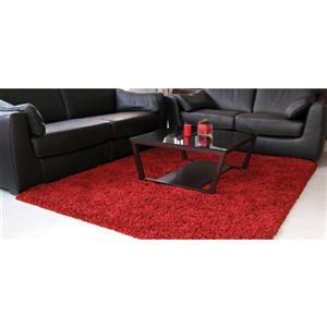 Kalora Opus Comfy Rug - 5' x 8' - Red