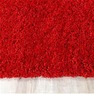 Kalora Opus Comfy Rug - 8' x 11' - Red