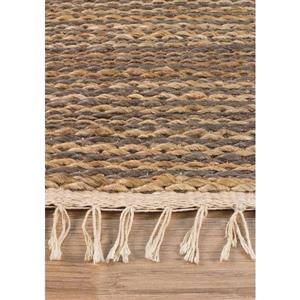 Kalora Naturals Braided Jute Rug - 8' x 11' - Beige