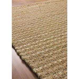 Kalora Naturals Intricate Weave Rug - 8' x 11' - Beige