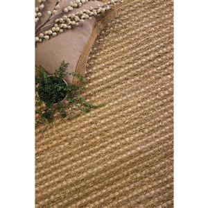 Kalora Naturals Intricate Weave Rug - 2' x 4' - Beige