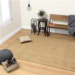 Kalora Naturals Chunky Boucle Rug - 5' x 8' - Beige