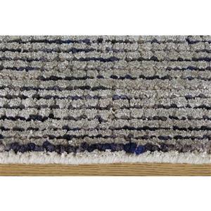 Kalora Manika Blended Rug - 5' x 8' - Grey