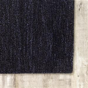 Kalora Manika Smoky Tendrils Rug - 8' x 11' - Blue
