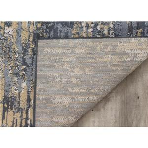 Kalora Intrigue Distressed Rip Rug - 8' x 11' - Beige
