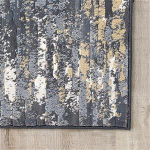 Kalora Intrigue Distressed Rip Rug - 7' x 10' - Beige
