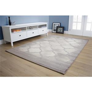 Kalora Infinity Soft Terrace Rug - 5' x 8' - Cream