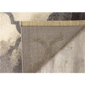 Kalora Infinity Soft Terrace Rug - 8' x 11' - Cream
