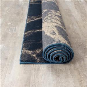 Kalora Infinity Alabaster Rug - 8' x 11' - Blue