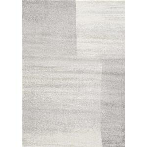 Focus Grey Soft Transition Rectangle Rug