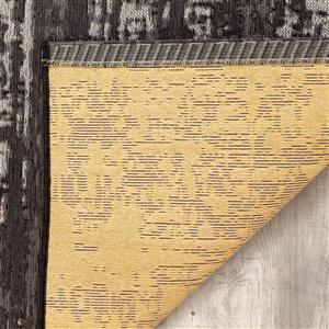Kalora Domain Distress Outdoor Rug - 5' x 8' - Grey