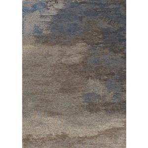 Cathedral Stormy Weather Blue Area Rug