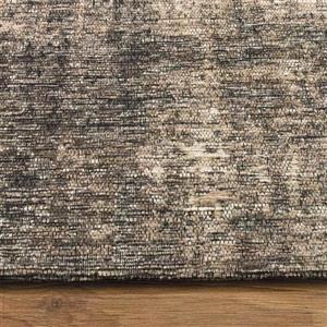 Kalora Cathedral Tree Bark Rug - 8' x 11' - Grey