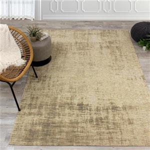 Kalora Cathedral Tree Bark Rug - 5' x 8' - Cream
