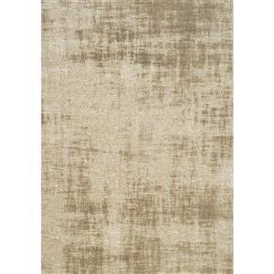Cathedral Cream/Beige Tree Bark Area Rug
