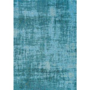 Cathedral Blue Tree Bark Area Rug
