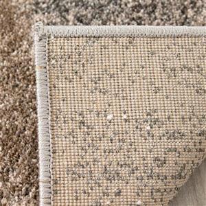 Kalora Breeze Simple Patches Rug - 5' x 8' - Beige